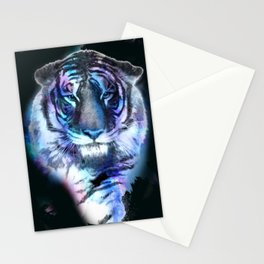 indian tiger Stationery Cards