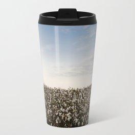Cotton Field 2 Travel Mug