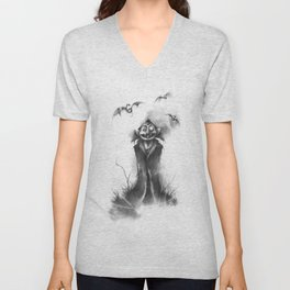 The Count von Count Unisex V-Neck