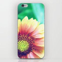 Fantasy Garden - Sunny Flower iPhone Skin