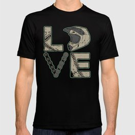 I Love Dirt Bike | Motocross T-shirt