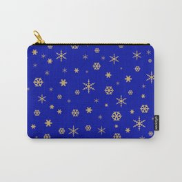 Merry Christmas pattern 2 Carry-All Pouch