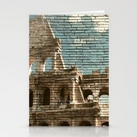rome Stationery Cards featuring Rome by Snaps Between Naps