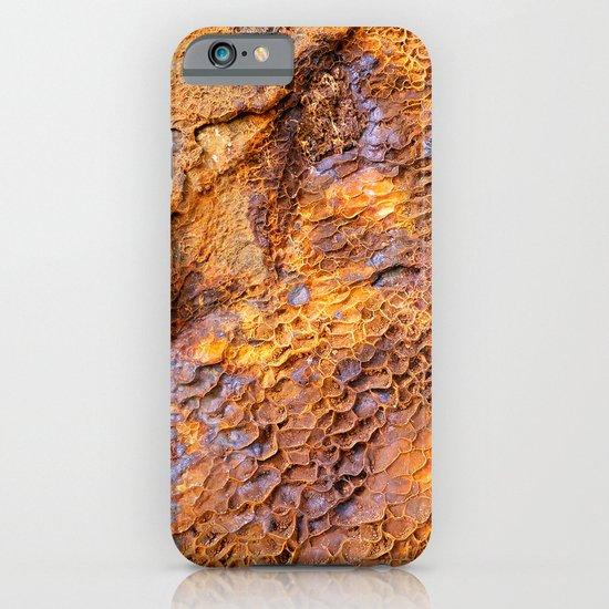 Australian Boat Texture #1 iPhone & iPod Case