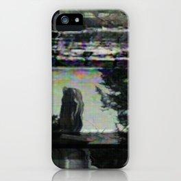 Cemetery iPhone Case