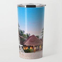 Paradise  ~  Playa del Carmen Travel Mug