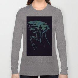 blue mako shark Long Sleeve T-shirt