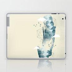 Tree line Facet Laptop & iPad Skin