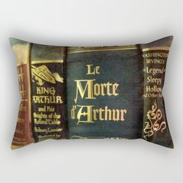 Adventure Library Rectangular Pillow