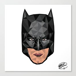 Bat_Man Canvas Print