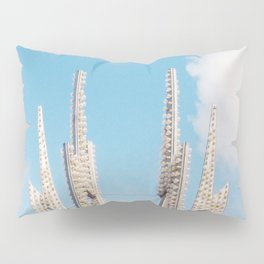 Bolt Out of the Blue Pillow Sham