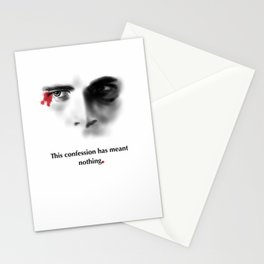 Patrick Bateman (American Psycho) Stationery Cards