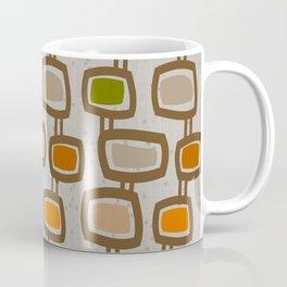 Dangling Rectangles Mid-Century Coffee Mug
