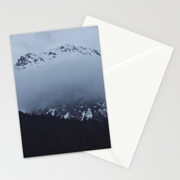 Drifting Into Fog Stationery Cards