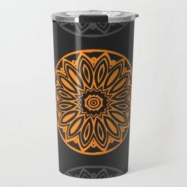 Rosette Travel Mug