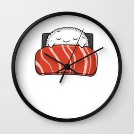 Kawaii Sushi Japanese Lolita Manga Wall Clock
