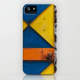 East Village IV iPhone Case