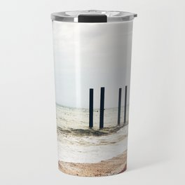 West Pier in Early April Travel Mug