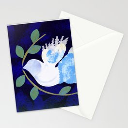 Peace Spirit Dove Stationery Cards