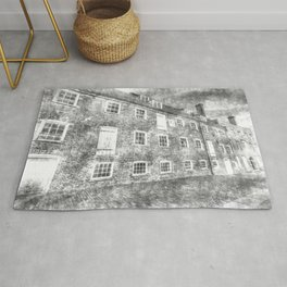 House Mill Bow London Vintage Rug
