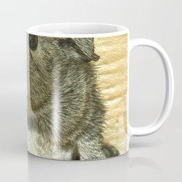 Metal Guinea pig Coffee Mug