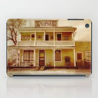 general iPad Cases featuring General Store by Dorothy Pinder