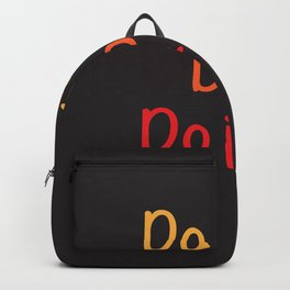 Do it! Backpack