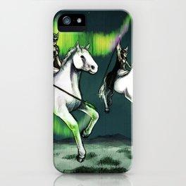 Valkyries iPhone Case