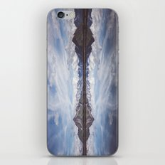 Mountain Lake Reflection iPhone Skin