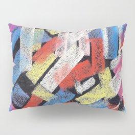 Multicolor construct Pillow Sham