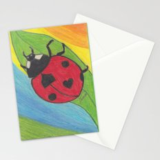 Lovely Lady Stationery Cards