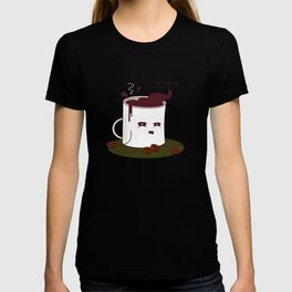 Coffee Mug Addicted To Coffee T-shirt