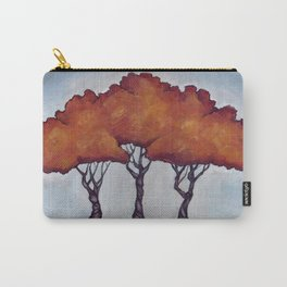 Fall Crepe Myrtles Carry-All Pouch