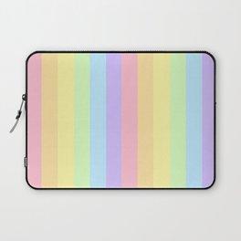 Pastel Rainbow Laptop Sleeve