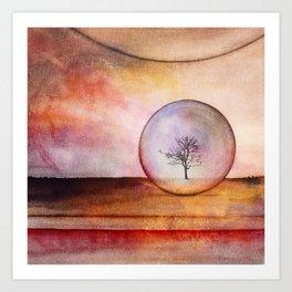 LoneTree 04 Art Print