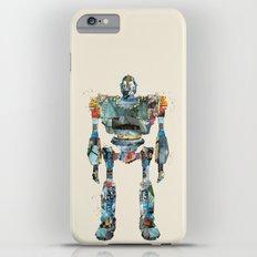 modern iron giant iPhone 6s Plus Slim Case