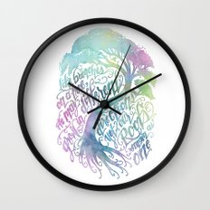 Our Roots Remain As One Wall Clock