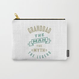 Granddad The Legend Carry-All Pouch