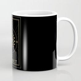 Le Chariot or The Chariot Tarot Coffee Mug