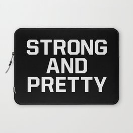 Strong and pretty Laptop Sleeve