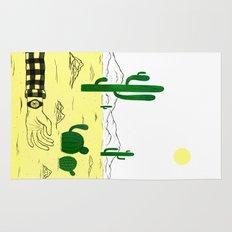 Man & Nature - The Desert Rug