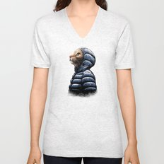 COOL CAT Unisex V-Neck