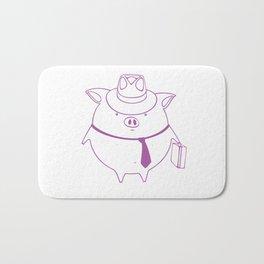 piggy 01 Bath Mat