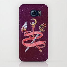 Fight Like a Magical Girl iPhone Case