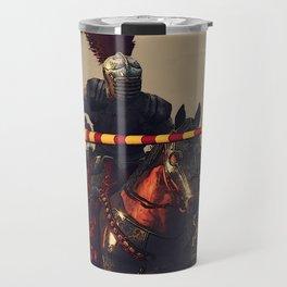 Medieval Chivalry Travel Mug