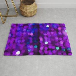 Purple Disco Rug