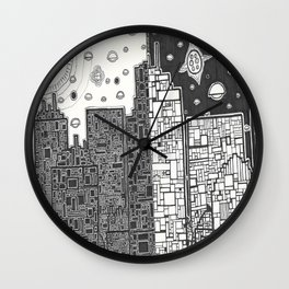 The Holy Metamorphicity Wall Clock