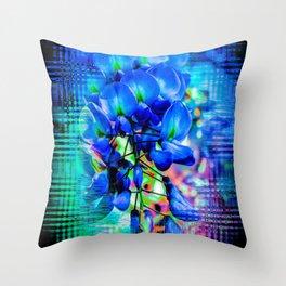 Flower - Imagination Throw Pillow