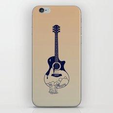 The Intriguing Sounds Of Nature iPhone & iPod Skin