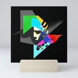 DPB Portrait Mini Art Print